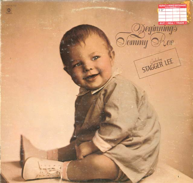 Albumcover Tommy Roe - Beginnings