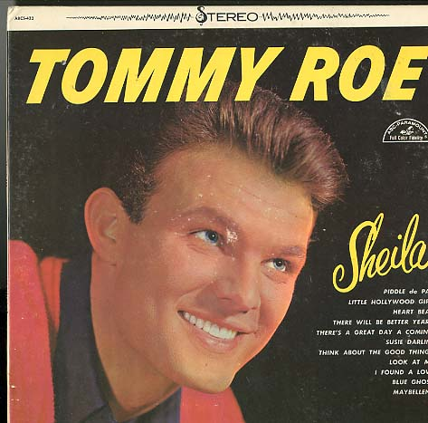 Albumcover Tommy Roe - Sheila