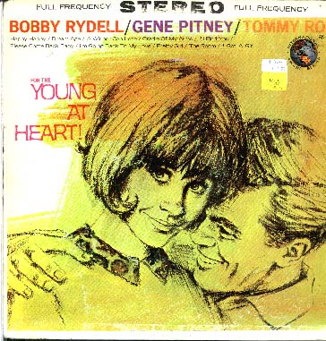 Albumcover Various Artists of the 60s - For The Young at Heart