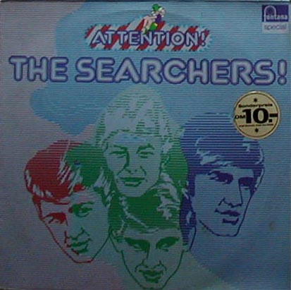 Albumcover The Searchers - Attention ! The Searchers !