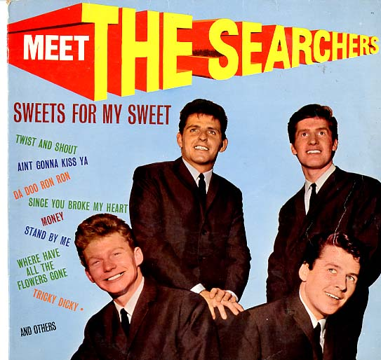 Albumcover The Searchers - Meet The Searchers