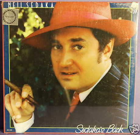 Albumcover Neil Sedaka - Sedaka Is Back
