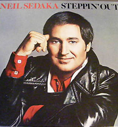 Albumcover Neil Sedaka - Steppin´ Out