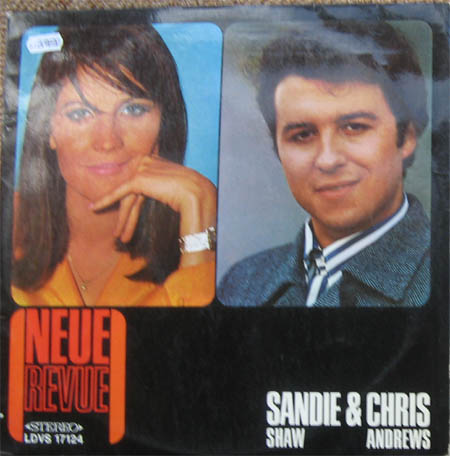 Albumcover Sandie Shaw - Sandie And Chris