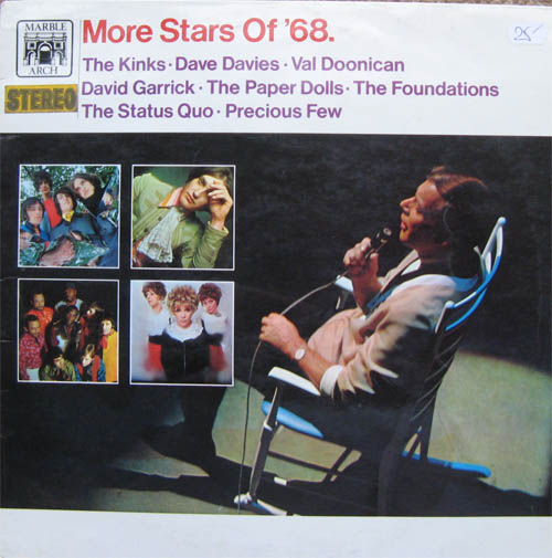 Albumcover Marble Arch Sampler - More Stars of 68