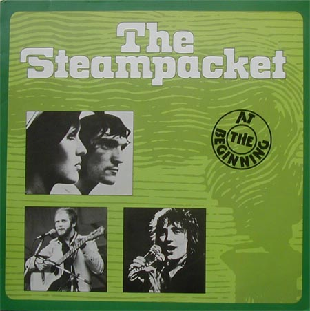 Albumcover Steampacket - The Steampacket