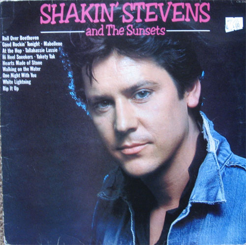 Albumcover Shakin´ Stevens - Shakin Stevens and The Sunsets