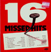 Cover: Various Artists of the 60s - 16 Missed Hits of the 50s and 60s