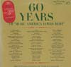 "Cover: RCA Sampler - 60 Years of ""Music Amrica Loves Best"" (DLP)"