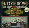 Cover: Various A&M-Artists - A Taste of A&M Records