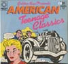 Cover: Golden Hour Sampler - American Teenage Classics