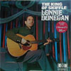 Cover: Lonnie Donegan - The King Of Skiffle (DLP)