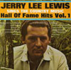 Cover: Jerry Lee Lewis - Hall Of Fame Hits Vol. 1