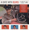 Cover: Elvis Presley - A Date With Elvis