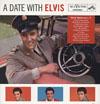 Cover: Elvis Presley - Elvis Presley / A Date With Elvis
