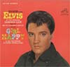 Cover: Elvis Presley - Elvis Presley / Girl Happy