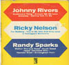 Cover: Various Artists of the 60s - Johnny Rivers - Ricky Nelson - Randy Sparks