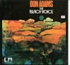 Cover: Don Adams - Don Adams / The Black Voice