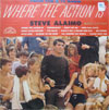 Cover: Steve Alaimo - Where The Action Is
