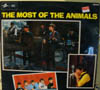 Cover: The Animals - The Animals / The Most of The Animals