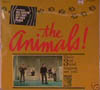 Cover: The Animals - The Animals / Animal Tracks (US)