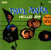 Cover: Paul Anka - Hello Jim