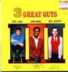 Cover: Various Artists of the 60s - 3 Great Guys