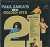 Cover: Paul Anka - Paul Ankas 21 Golden Hits - Newly Recorded