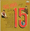 Cover: Anka, Paul - Sings His BIG 15 Vol. 2
