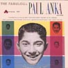 Cover: Paul Anka - The Fabulous P. A. and others