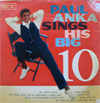 Cover: Paul Anka - Sings His Big 10 (25 cm)