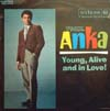 Cover: Paul Anka - Paul Anka / Young Alive And In Love
