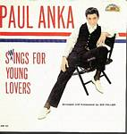 Cover: Paul Anka - Swings For Young Lovers