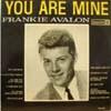 Cover: Frankie Avalon - Frankie Avalon / You Are Mine