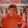 Cover: Frankie Avalon - The Young Frankie Avalon