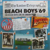 Cover: Beach Boys, The - Beach Boys ´69 - the Beach Boys Live in London
