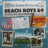 Cover: The Beach Boys - The Beach Boys / Beach Boys ´69 - the Beach Boys Live in London