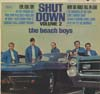 Cover: Beach Boys, The - Shut Down Vol. 2