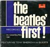 Cover: The Beatles - The Beatles First (Orig. LP)