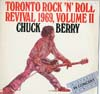 Cover: Chuck Berry - Toronto Rock´n´Roll Revival 1969, Volume II