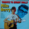Cover: Mike Berry - Mike Berry / Tribute To Buddy Holly