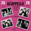 Cover: Various Artists of the 60s - The Best Of Acappella Vol. 3
