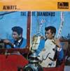 Cover: Blue Diamonds - Blue Diamonds / Always (25 cm)
