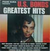 Cover: (Gary) U.S. Bonds - Greatest Hits