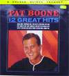 Cover: Pat Boone - 12 Great Hits