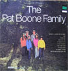 Cover: Pat Boone - The Pat Boone Family