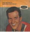 Cover: Pat Boone - Pat Boones Golden Records