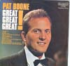 Cover: Pat Boone - Pat Boone / Great ! Great ! Great !