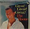 Cover: Pat Boone - Pat Boone / Great! Great! Great!
