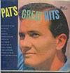 Cover: Pat Boone - Pat Boone / Pat´s Great Hits (stereo)